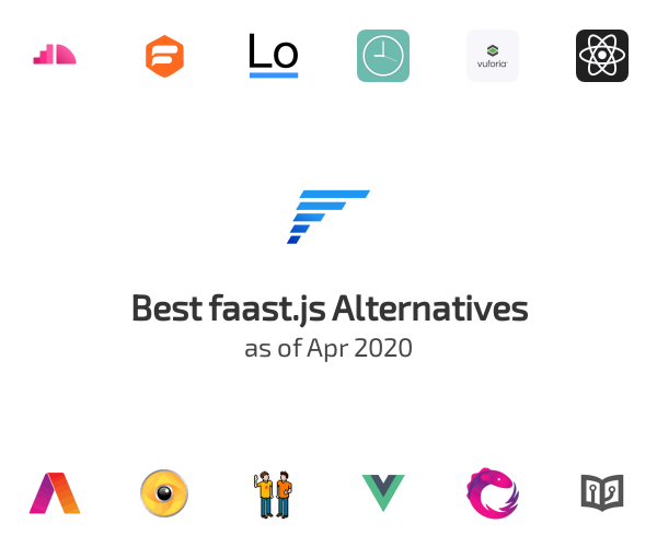 Best faast.js Alternatives