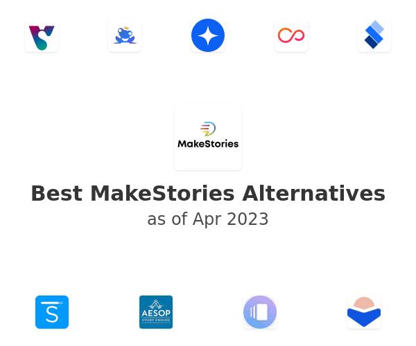 Best MakeStories Alternatives