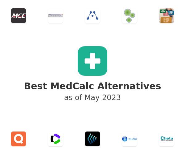 Best MedCalc Alternatives