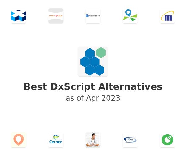 Best DxScript Alternatives