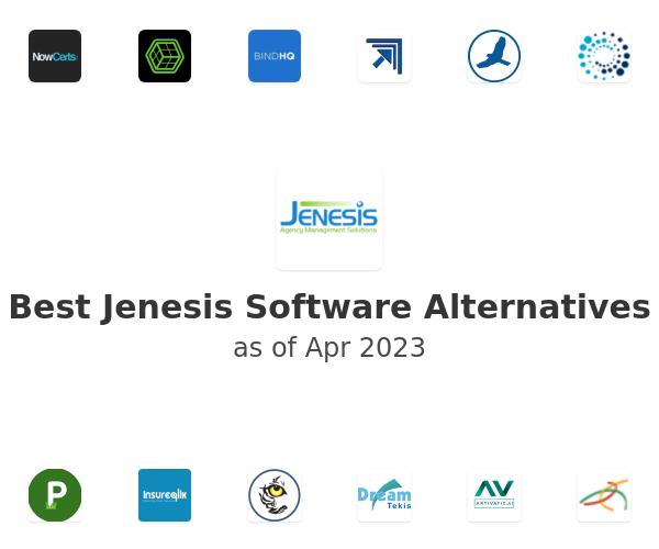 Best Jenesis Software Alternatives