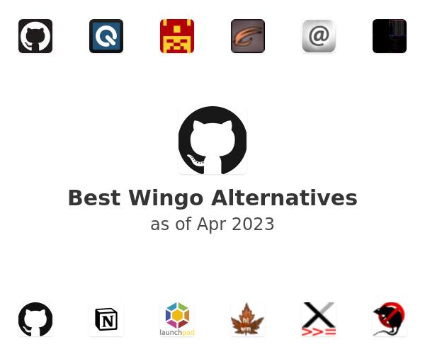 Best Wingo Alternatives