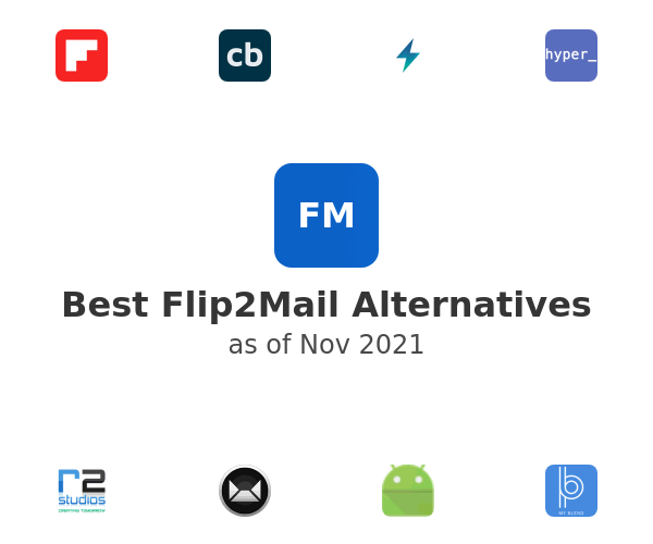 Best Flip2Mail Alternatives