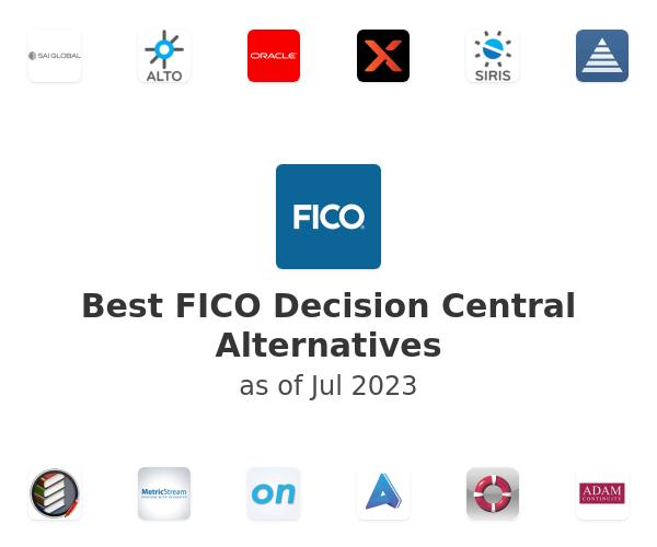 Best FICO Decision Central Alternatives
