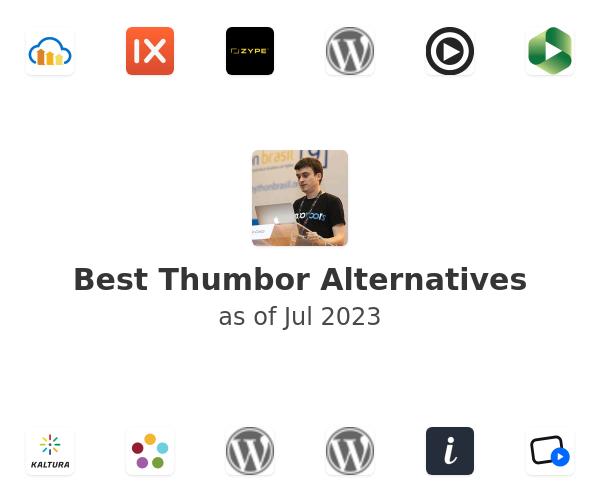 Best Thumbor Alternatives