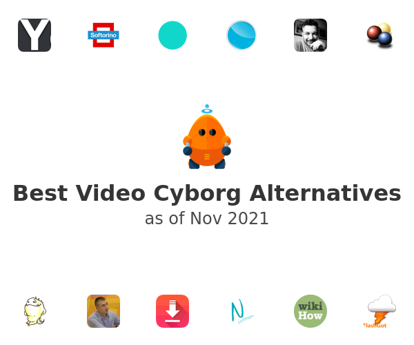 Best Video Cyborg Alternatives
