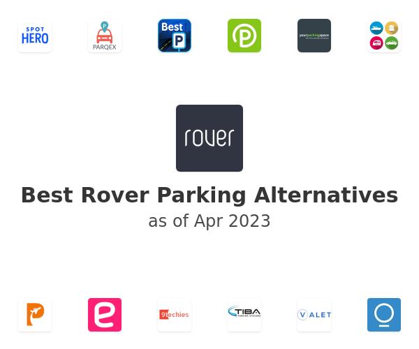 Best Rover Parking Alternatives