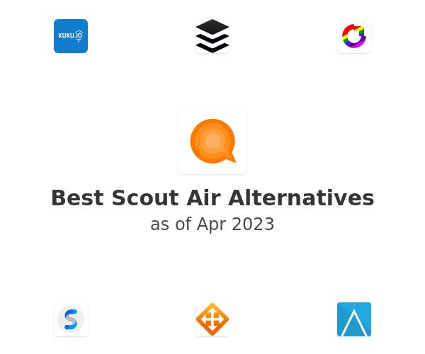 Best Scout Air Alternatives