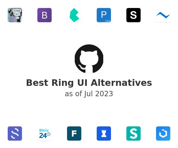 Best Ring UI Alternatives