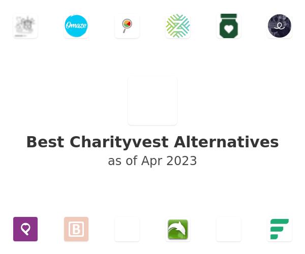 Best Charityvest Alternatives