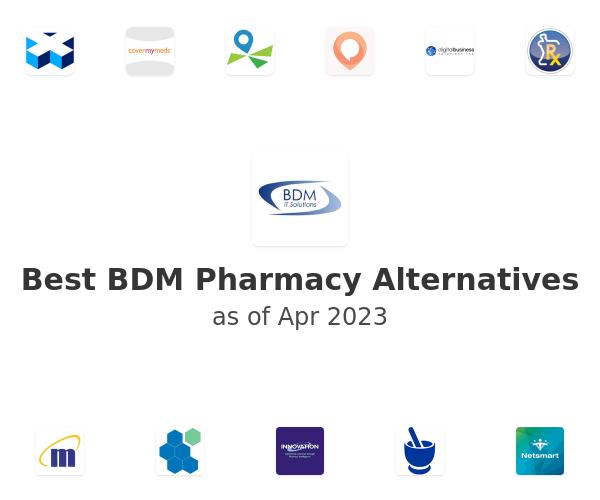 Best BDM Pharmacy Alternatives