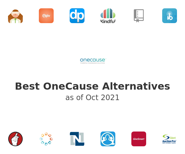 Best OneCause Alternatives