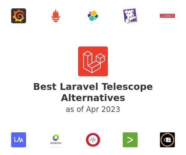 Best Laravel Telescope Alternatives