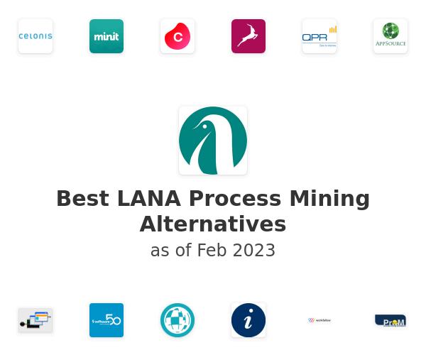 Best LANA Process Mining Alternatives
