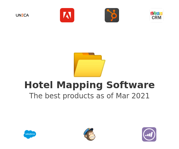 Hotel Mapping Software