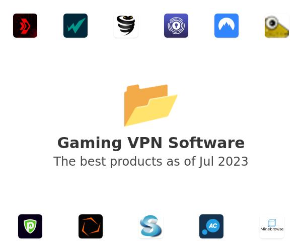 Gaming VPN Software