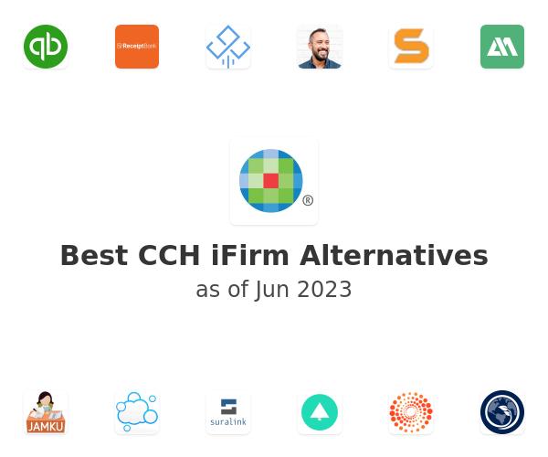 Best CCH iFirm Alternatives
