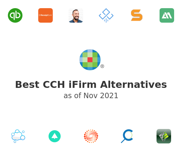 Best CCH iFirm Alternatives