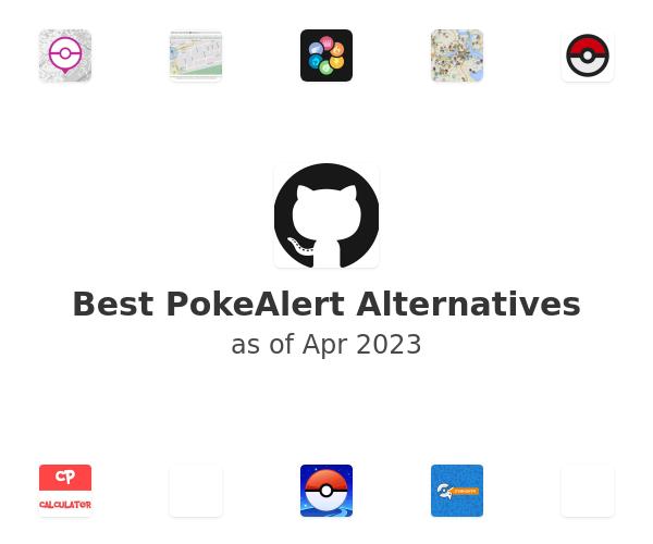 Best PokeAlert Alternatives