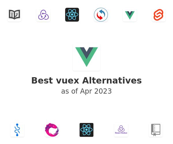Best vuex Alternatives