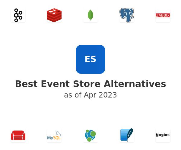 Best Event Store Alternatives