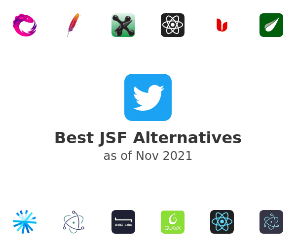 Best JSF Alternatives