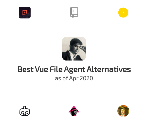 Best Vue File Agent Alternatives