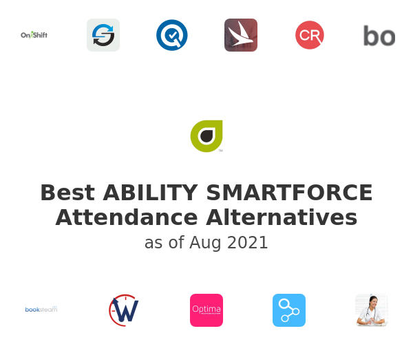 Best ABILITY SMARTFORCE Attendance Alternatives