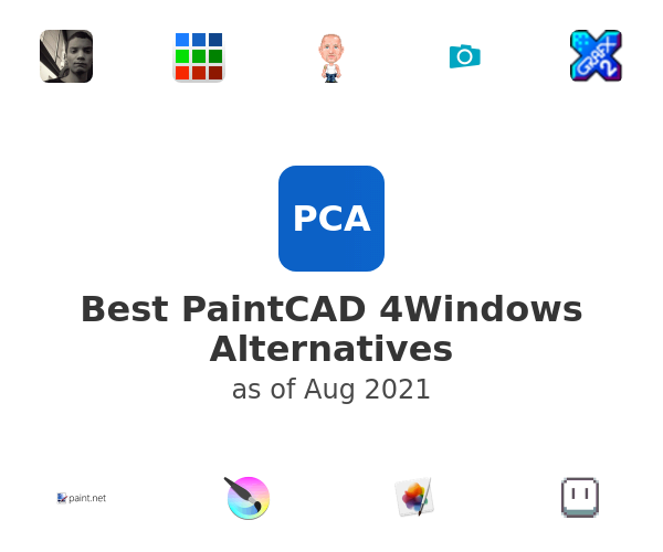 Best PaintCAD 4Windows Alternatives