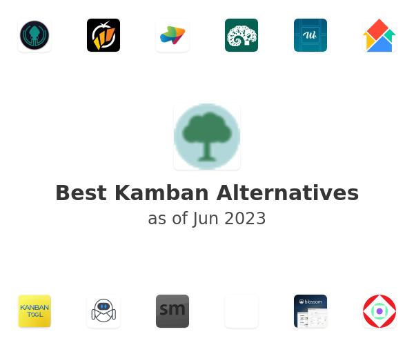 Best Kamban Alternatives