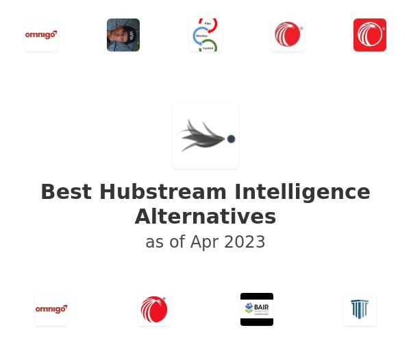 Best Hubstream Intelligence Alternatives