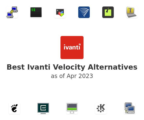 Best Ivanti Velocity Alternatives