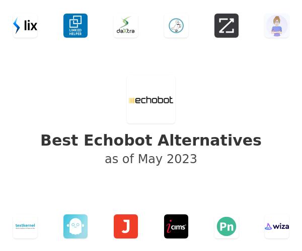 Best Echobot Alternatives
