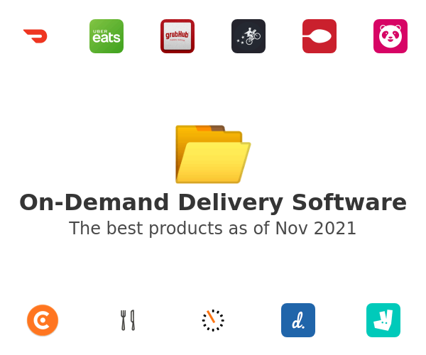 On-Demand Delivery Software