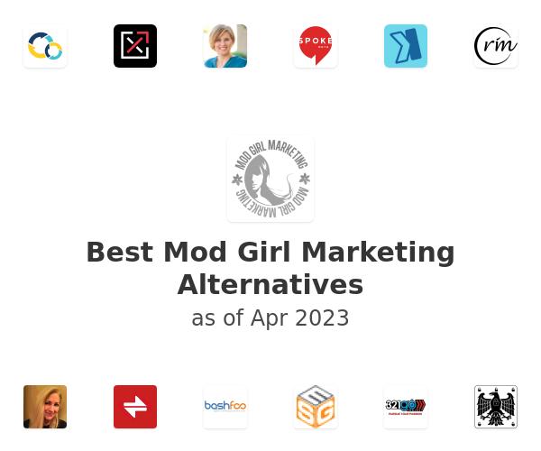 Best Mod Girl Marketing Alternatives