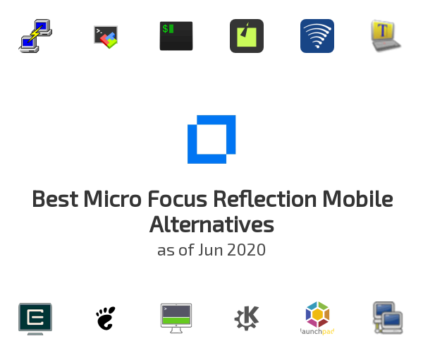 Best Micro Focus Reflection Mobile Alternatives