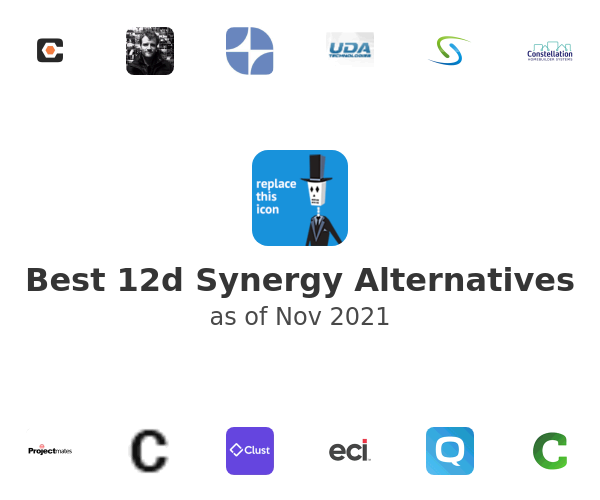 Best 12d Synergy Alternatives