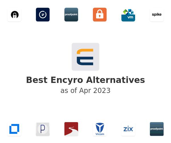 Best Encyro Alternatives