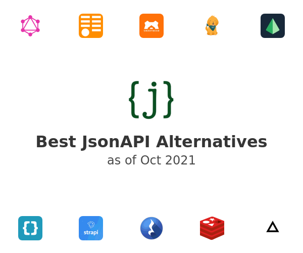 Best JsonAPI Alternatives