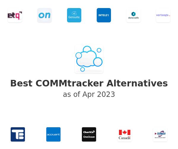 Best COMMtracker Alternatives