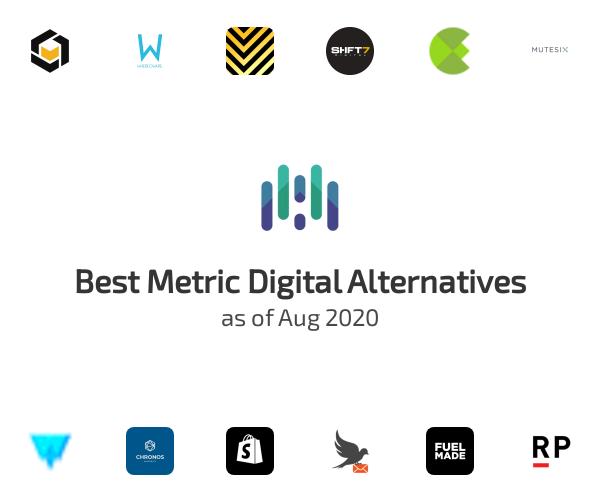 Best Metric Digital Alternatives