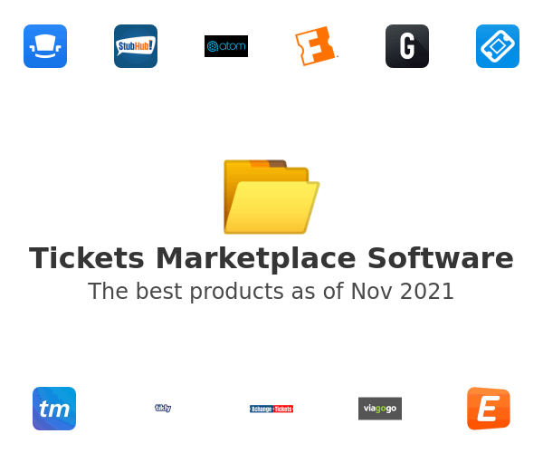 Tickets Marketplace Software