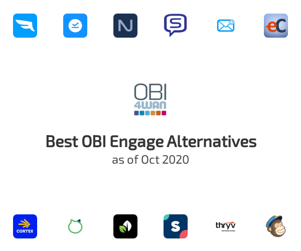 Best OBI Engage Alternatives