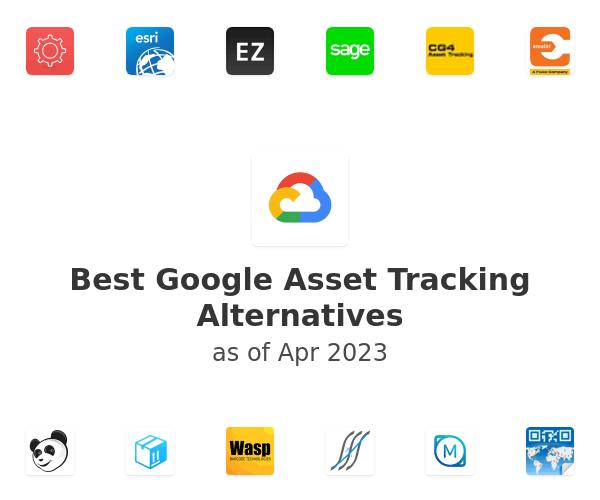 Best Google Asset Tracking Alternatives