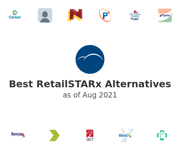 Best RetailSTARx Alternatives