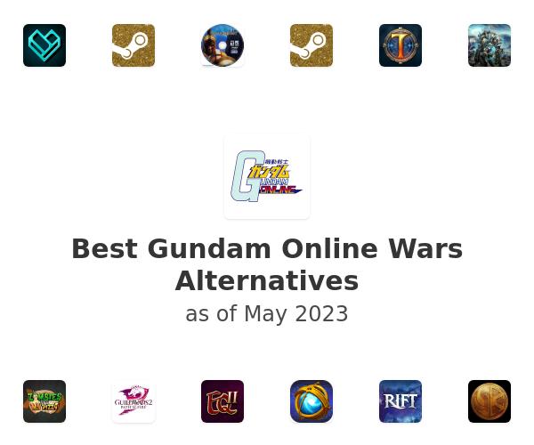 Best Gundam Online Wars Alternatives