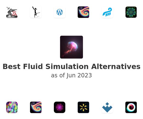 Best Fluid Simulation Alternatives