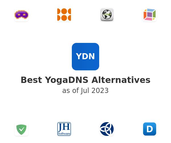 Best YogaDNS Alternatives