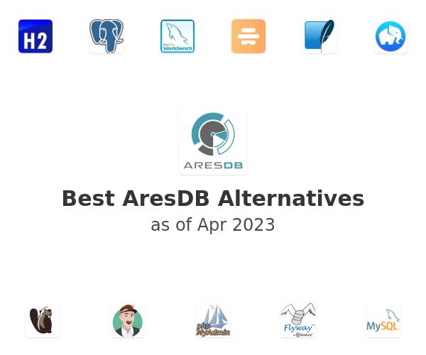 Best AresDB Alternatives