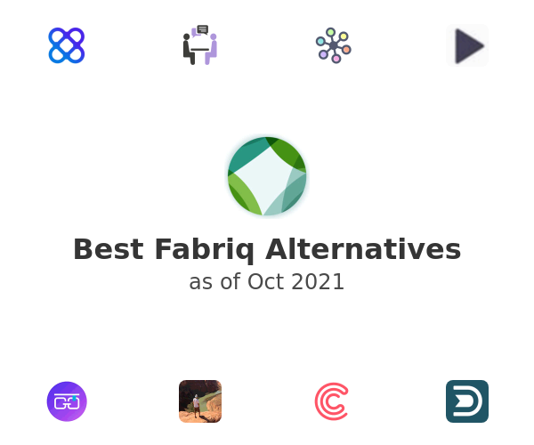 Best Fabriq Alternatives